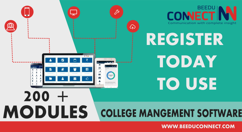 College management system software