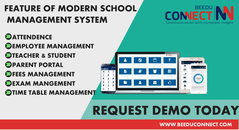 School management system demo