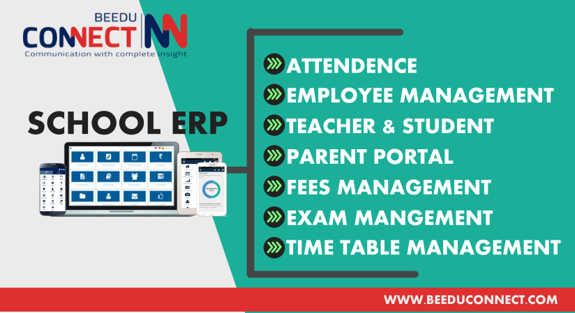 School ERP system