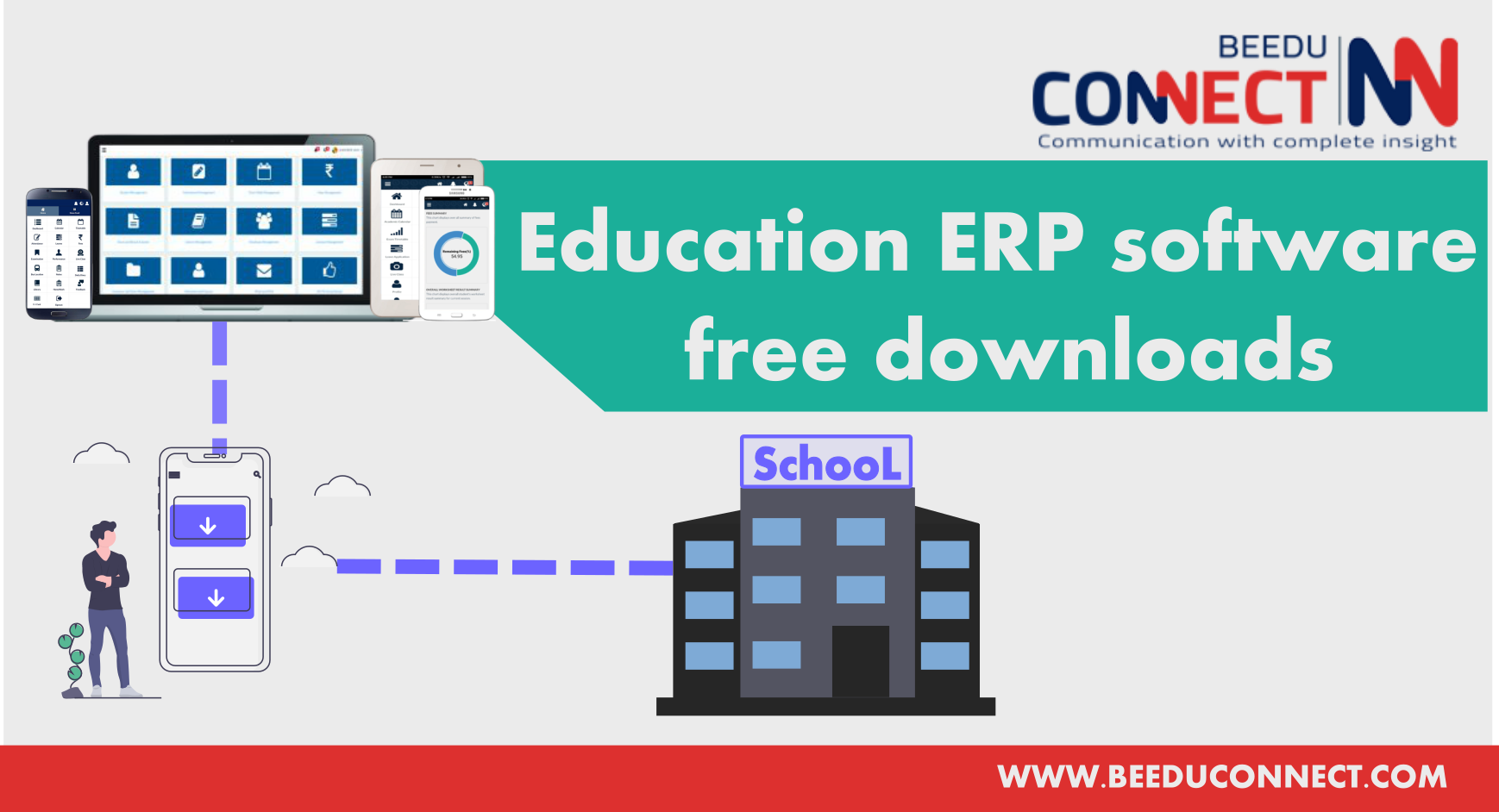 Education ERP software free downloads