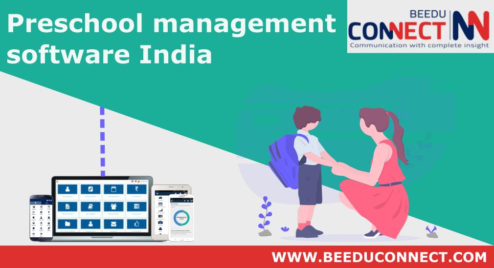 Preschool management software India